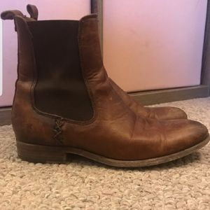 Frye all leather Chelsea boot